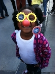 Darria at the Circus on 07-22-11